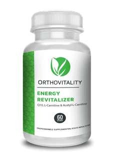 Energy Revitalizer 60caps, (Q10 120mg, L-carnitine 250mg, Acetyl-l-carnitine 250mg)
