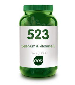 Selenium & Vitamine E (100 mcg / 300 ie) – (523)