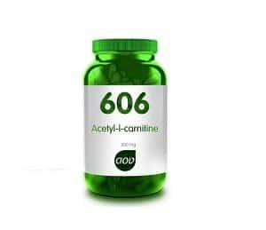 Acetyl-l-carnitine (606) – (500 mg)