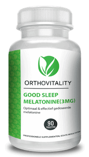 Good Sleep Melatonine(3mg), 90 tab