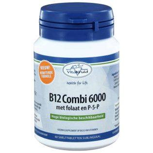 B12 Combi 6.000 met folaat en P-5-P