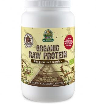 Garden of Life raw proteïne chocolade