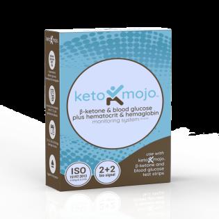 Keto Mojo – Ketonen / glucose meter