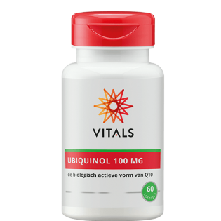 UBIQUINOL 100 MG 60 SOFTGELS