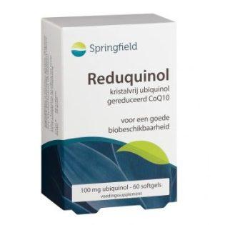 Reduquinol co-enzyme Q10 100mg