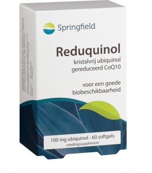 Reduquinol co-enzyme Q10 100mg