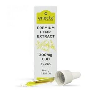 Enecta premium hemp extract 300mg CBD