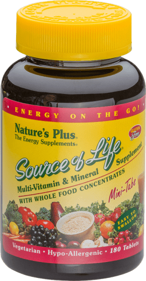 Source of Life® – Minitabletten 180 stuks