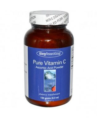 Pure Vitamin C Ascorbic acid powder