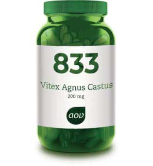 Vitex Agnus Castus 833