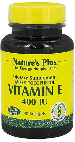 Vitamine E 400IE Naturesplus