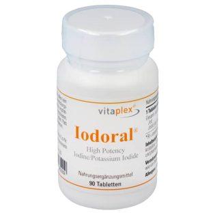 Iodoral Vitaplex 90 tabletten