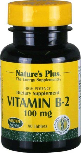 Vitamine B2 100mg