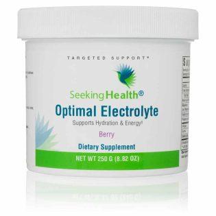 Seeking health Optimal electrolyten poeder berry