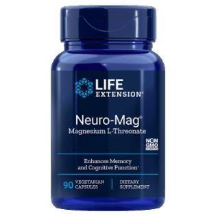 Neuro-Mag life extension 90 vega capsules
