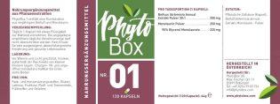 Phytobox 1 120 capsules