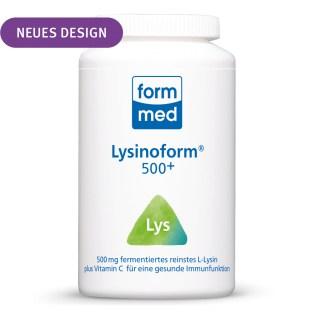 Lysinoform 500+ 90 capsules