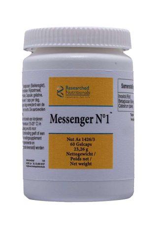 Messenger No1 60 capsules