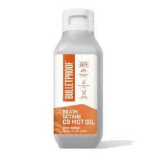Bulletproof Brain octane C8 MCT olie 475ml
