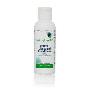 Optimal liposomal glutathione 500mg mint (120ml)