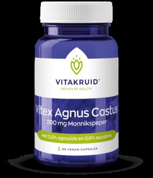 Vitex Agnus Castus 60 capsules