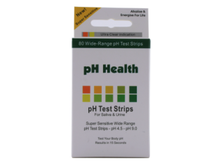 PH meetstrips 80 st