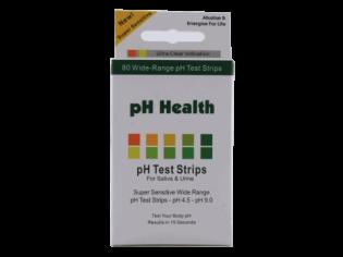 PH meetstrips 80 st
