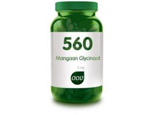 Mangaan Glycinaat (560)
